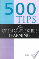 500 Tips For Open And Flexible Learning Book PDF