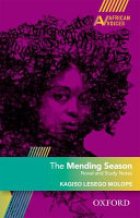 Books - Mending Season: Novel and Study Notes | ISBN 9780190407650