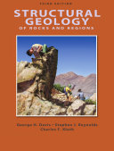 Structural Geology of Rocks and Regions, 3rd Edition Pdf/ePub eBook
