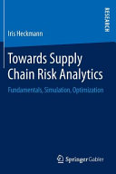 Towards Supply Chain Risk Analytics