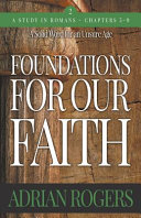 Foundations For Our Faith Volume 2 2nd Edition