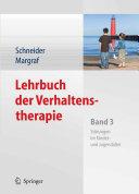 Lehrbuch der Verhaltenstherapie Pdf