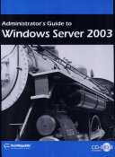 Administrator's Guide to Windows Server 2003 - Seite 4