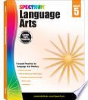 Spectrum Language Arts Grade 5