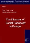 The Diversity of Social Pedagogy in Europe