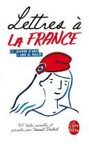 Pdf Lettres à la France Telecharger