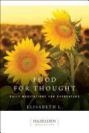Food for Thought Pdf/ePub eBook