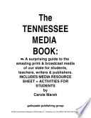 My First Book About Tennessee Book