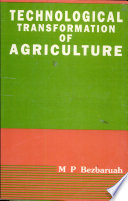 Technological Transformation of Agriculture: A Study of Assam