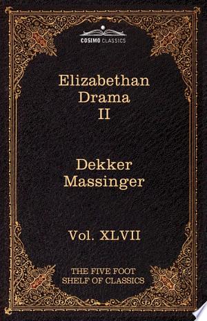 Download Elizabethan Drama II Free PDF Books - Free PDF