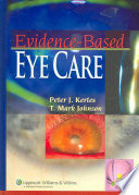 Evidence Based Eye Care Book PDF
