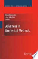 Advances in Numerical Methods