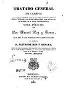 Tratado general de cambios