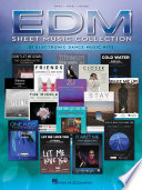 EDM Sheet Music Collection Book