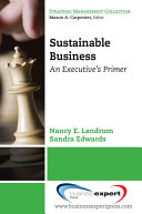 Pdf Sustainable Business