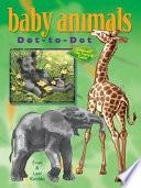 Baby Animals Dot-to-Dot