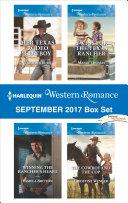 Harlequin Western Romance September 2017 Box Set [Pdf/ePub] eBook