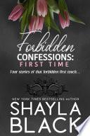 Forbidden Confessions  Volume 1