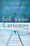 Solovyov and Larionov Pdf/ePub eBook