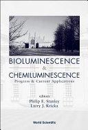 Bioluminescence   Chemiluminescence