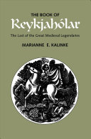 The Book of Reykjahólar ebook