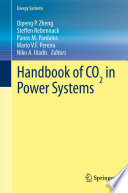 Handbook of CO2 in Power Systems Book