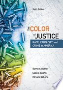 The Color of Justice  Race  Ethnicity  and Crime in America