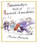 Pdf Slonimsky's Book of Musical Anecdotes Telecharger