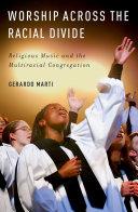 Worship across the Racial Divide