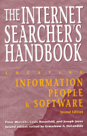 The Internet Searcher S Handbook
