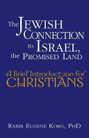 The Jewish Connection to Israel  the Promised Land