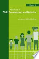 Advances in Child Development and Behavior Book