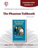The Phantom Tollbooth Teacher Guide Book