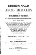 Digging Gold Among the Rockies