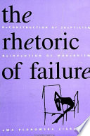 Rhetoric Of Failure The