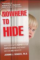 Nowhere to Hide [Pdf/ePub] eBook