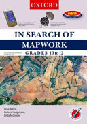 Books - Oxford In Search Of Mapwork Grades 10�12 With Gis Cd | ISBN 9780195984552