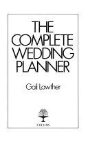 Complete Wedding Planner