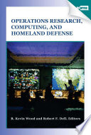 Operations Research Computing And Homeland Defense