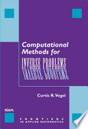 Computational Methods for Inverse Problems Book