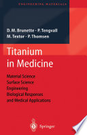 Titanium In Medicine Book PDF