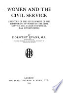 Women and the Civil Service