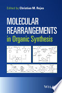 Molecular Rearrangements in Organic Synthesis Book