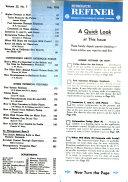 Petroleum Refiner Book