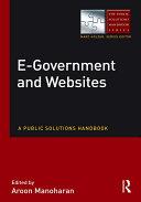 E-Government and Websites
