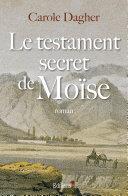 Le Testament secret de Moïse