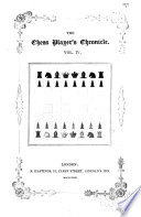 Chess Player S Chronicle Book PDF