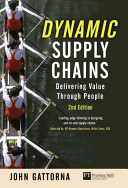 Cover of Dynamic Supply Chains