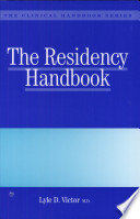 The Residency Handbook