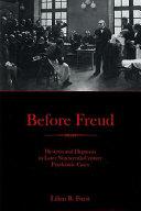 Before Freud